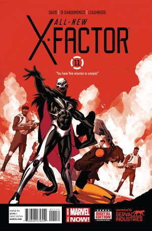 All-New X-Factor 11