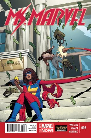 Ms. Marvel # 6 Issues V3 (2014 - 2015)