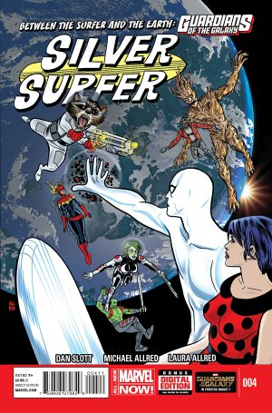 Silver Surfer # 4 Issues V7 (2014 - 2015)