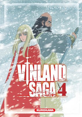 Vinland Saga # 4