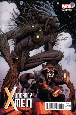 Uncanny X-Men # 23