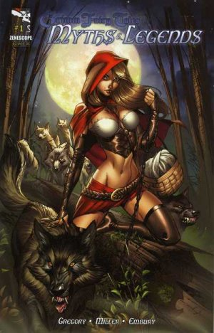 Grimm Fairy Tales - Myths & Legends édition Issues