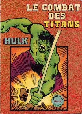Hulk édition Kiosque Arédit V2 (1982 - 1984)