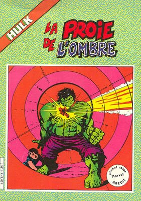 The Incredible Hulk # 4 Kiosque Arédit V2 (1982 - 1984)
