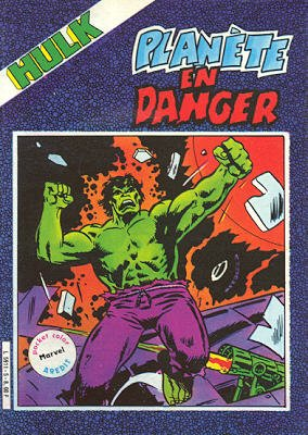 The Incredible Hulk # 5 Kiosque Arédit V2 (1982 - 1984)