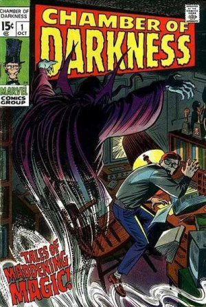 Chamber Of Darkness édition Issues (1969 - 1970)