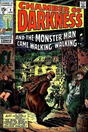 Chamber Of Darkness # 4 Issues (1969 - 1970)
