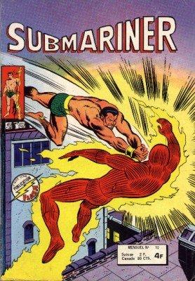 Strange Tales # 10 Kiosque (1976 - 1978)