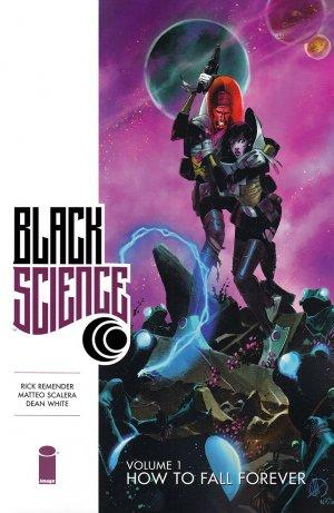 Black Science édition TPB softcover (souple)