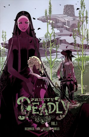 Pretty Deadly édition TPB softcover (souple)
