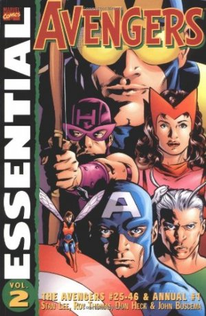 Avengers # 2 TPB softcover (souple) - Essential