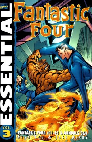 Fantastic Four # 3 SÉRIE Essential Fantastic Four (2008 - 2013)