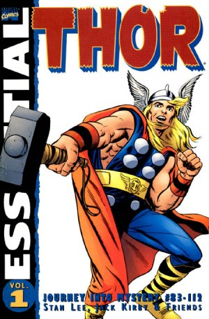Thor édition TPB Softcover - Essential (2005 - 2013)