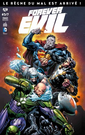 Justice League Of America # 3 Kiosque