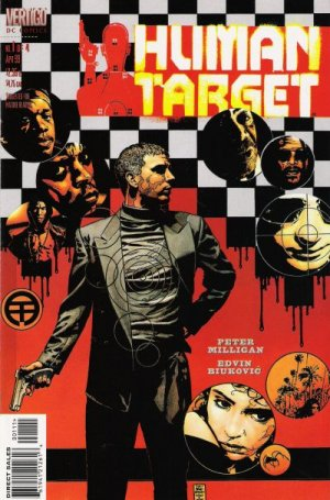 Human target édition Issues V1 (1999)