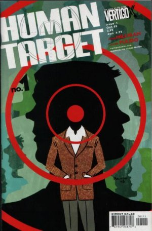 Human target édition Issues V2 (2003 - 2005)