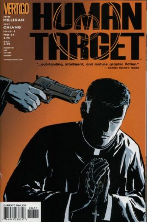 Human target # 6 Issues V2 (2003 - 2005)