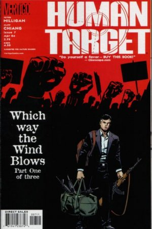 Human target # 7 Issues V2 (2003 - 2005)
