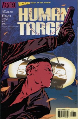 Human target # 8 Issues V2 (2003 - 2005)