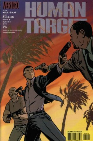 Human target # 9 Issues V2 (2003 - 2005)