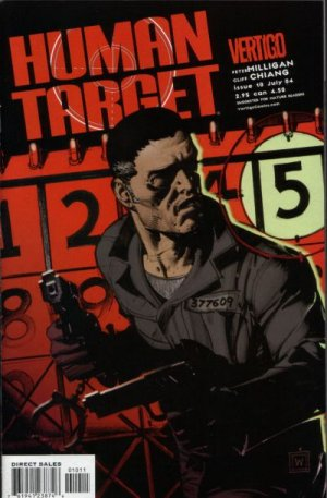 Human target # 10 Issues V2 (2003 - 2005)