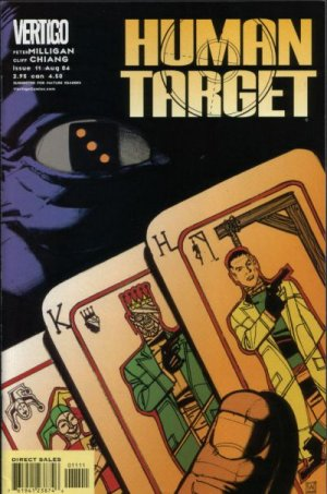 Human target # 11 Issues V2 (2003 - 2005)