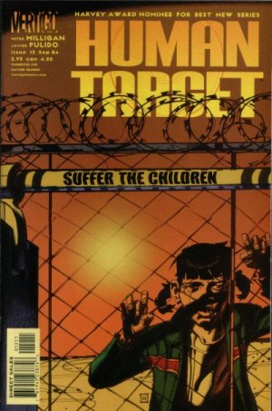 Human target # 12 Issues V2 (2003 - 2005)