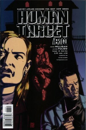 Human target # 13 Issues V2 (2003 - 2005)