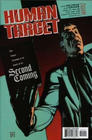 Human target # 14 Issues V2 (2003 - 2005)