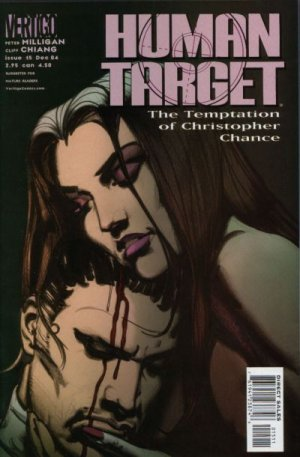 Human target # 15 Issues V2 (2003 - 2005)
