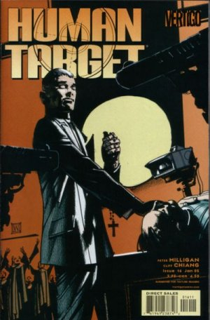 Human target # 16 Issues V2 (2003 - 2005)
