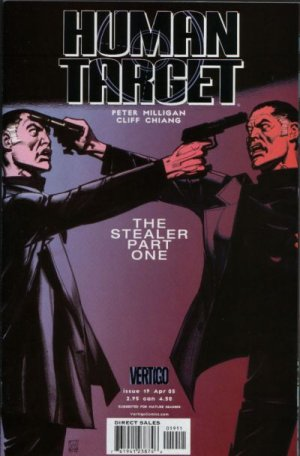 Human target # 19 Issues V2 (2003 - 2005)