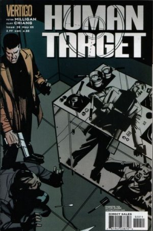 Human target # 20 Issues V2 (2003 - 2005)