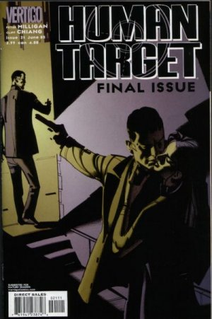Human target # 21 Issues V2 (2003 - 2005)