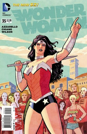 Wonder Woman # 35 Issues V4 - New 52 (2011 - 2016)