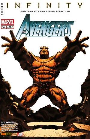 Avengers 14 - Couverture A