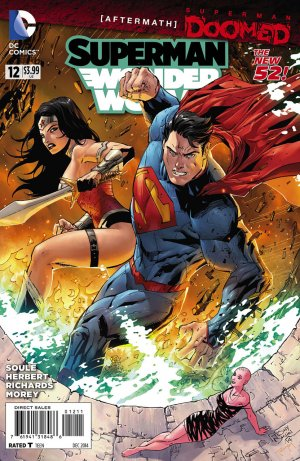 Superman / Wonder Woman # 12 Issues