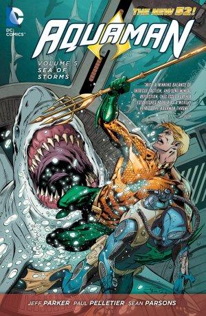 Aquaman 5 - Sea of Storms