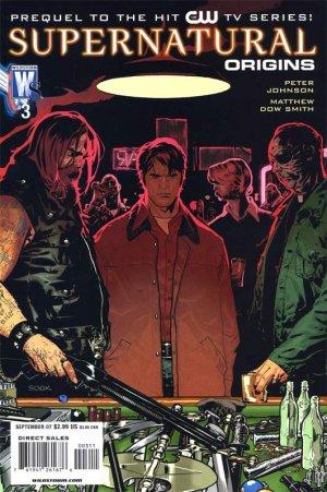 Supernatural - Origins # 3 Issues