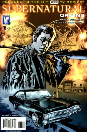 Supernatural - Origins 6 - Supernatural : Origins #6