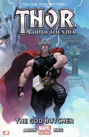 Thor - God of Thunder édition TPB Softcover
