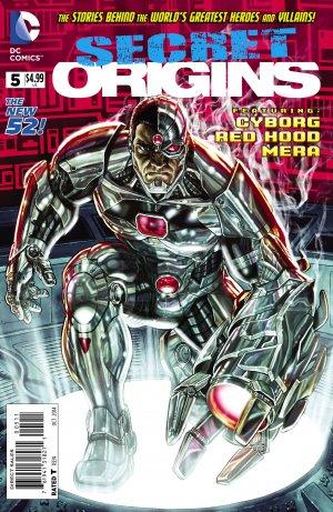 Secret Origins # 5 Issues V4 (2014 - 2015)