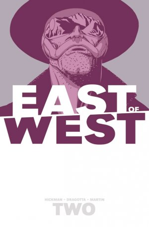 East of West # 2 TPB softcover (souple)