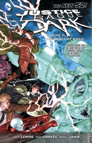 Justice League Dark # 3 TPB softcover (souple) - Issues V1