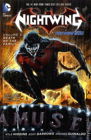 Nightwing # 3 TPB softcover (souple) - Issues V3