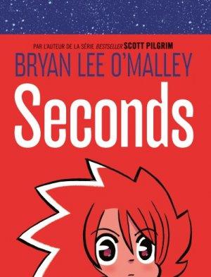 Seconds édition TPB hardcover (cartonnée)