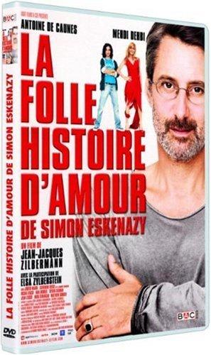 La folle histoire d'amour de Simon Eskenazy édition Simple