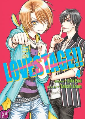 Love Stage !! T.4