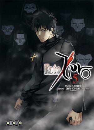 couverture, jaquette Fate/Zero 5  (Ototo Manga)