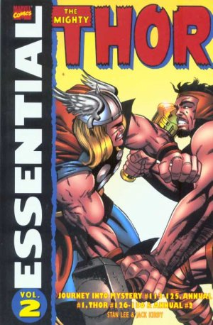 Thor # 2 TPB Softcover - Essential (2005 - 2013)